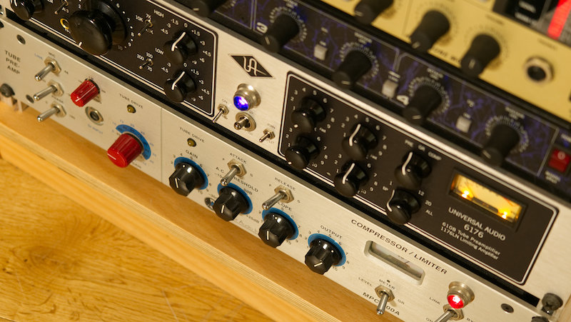 UA Summit Audio pre amps