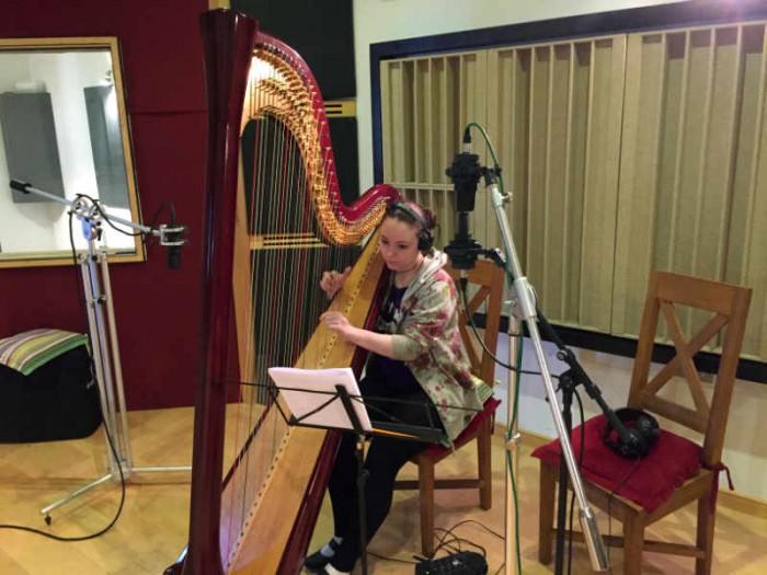 Recording studio deal at Bluebird Studios
